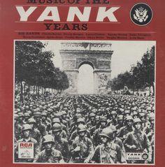 Various - Music Of The Yank Years