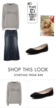 """Gettin' stuff done"" by hannah6-6-02 ❤ liked on Polyvore featuring Sugarhill Boutique, maurices, Verali and Casetify"