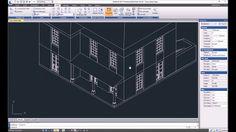 Como obter um desenho 2D a partir de um modelo 3D no seu SOftware CAD - ...