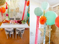 Mod New Year's Eve Wedding Ideas