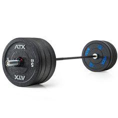 Vorteilspaket ATX® Weight Lifting HIT-Bumper-Set 120 kg  #atxstrength #atxpower #hantelset #hantel #langhantel #workout #vorteilsangebot #sparangebot #weightlifting #gewichtheben