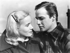 We Had Faces Then — Couples of film noir: 1 Louis Calhern and Marilyn... Oscar Best Picture, Best Picture Winners, Marlon Brando, Great Films, Good Movies, Classic Hollywood, Old Hollywood, Hollywood Actresses, Classic Actresses