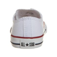 CHUCK TAYLOR AS CORE OX - Sneaker - optical white by Converse