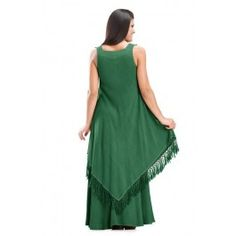 Forest Green Sunita 2-in-1 Gypsy Dress -  $41.99 Forest Green  not in my size at this time.