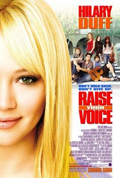 Raise Your Voice- LOVE this movie