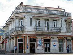 Antigua Panaderia, Adjuntas