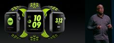 Nike version of the second gen iWatch