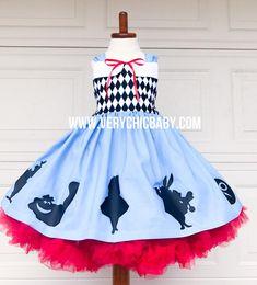 Alice in Wonderland Costume | Etsy