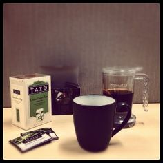 """""""Living a tea-rated office life"""" by @Fun and FlirTea > Tips on drinking tea in the office. Let us know how you brew your cuppa?!"""