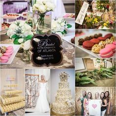 Whether it's a cake, a dress or even your flowers - Bridal Extravaganza of Atlanta has got you covered.
