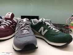 NEW BALANCE #sneakers 574 il numero preferito dai tuoi piedi #citytank_it #newbalance