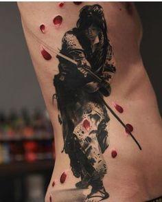 tattooistartmag Artist: Silvano Fiato Location: Italy Artist's IG: @silvanofiato