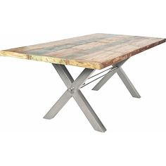 Sit Esstisch Tops Sit Möbelsit Möbel You are in the right place about diy furniture restoration Here Teak Table, Solid Wood Dining Table, Dining Tables, Woodworking Techniques, Woodworking Videos, Woodworking Furniture, Diy Interior, Industrial Furniture, Diy Furniture