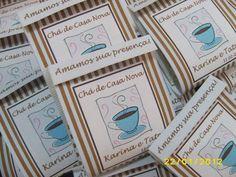 Lembrancinha - Chá de Casa Nova