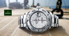 Welcome To RolexMagazine.com...Home Of Jake's Rolex World Magazine..Optimized for iPad and iPhone: The Complete History Of The Rolex Yacht-M...
