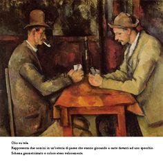 I giocatori di carte - 1890-1895 (Paul Cézanne)