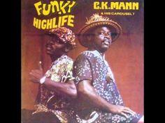 70's Ghanaian Music - Highlife Genre. 'Fa Wakoma Ma Me' by Fanti Singer, C.K Mann