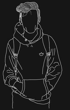 If u hate black🖤then we can't be frnds Black Background Wallpaper, Boys Wallpaper, Dark Wallpaper, Tumblr Wallpaper, Cartoon Wallpaper, Trendy Wallpaper, Batman Wallpaper, Arte One Direction, One Direction Drawings