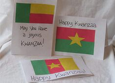 kwanzaa crafts for preschoolers - Google Search