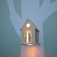 totally cute, could make lots of different things into a night light