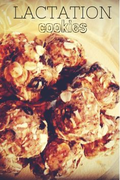 Easy, healthy, no bake lactation cookie recipie.  They work really fast too!