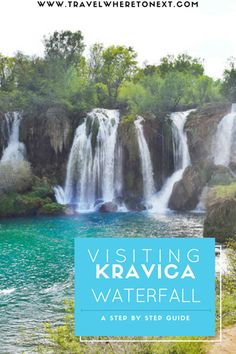 A must stop place in Bosnia - Kravica Waterfall outside of Mostar!     Tessa Juliette http://travelwheretonext.com