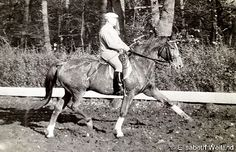 German legend Willi Schultheis, riding Armagnac, was the most successful student…