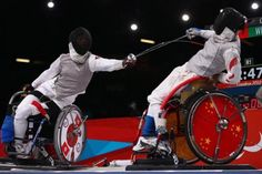 Who to watch at the Wheelchair Fencing World Cup in Pisa