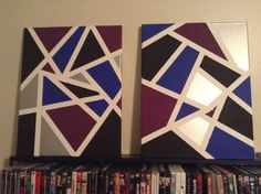 Canvas paintings for over my bed