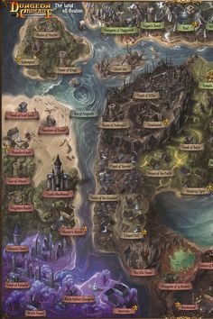 Card maps - page 352