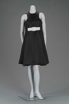 Dress    Geoffrey Beene, 1960s    The Museum of Fine Arts, Boston