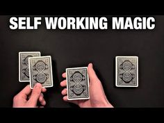 Astounding Impromptu Card Trick You Can't Mess Up! Magic Tricks Videos, Magic Tricks For Kids, Magic Card Tricks, Card Tricks Revealed, Learn Magic, Magic Illusions, Gift Card Giveaway, Amazon Gifts, Mess Up
