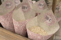 Conos de arroz para tu boda  #wedding #bodas #boda #bodasnet #decoración #decorationideas #decoration #weddings #inspiracion #inspiration #photooftheday #love #beautiful #rice #confetticones #ricecones Love, Sweet, Beautiful, Ideas, Rice, Invitations, Paper Envelopes, Amor, El Amor