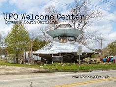 Cosmos Mariners: South Carolina's Own UFO Welcome Center