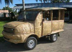 Only in the Philippines #native #vehicle