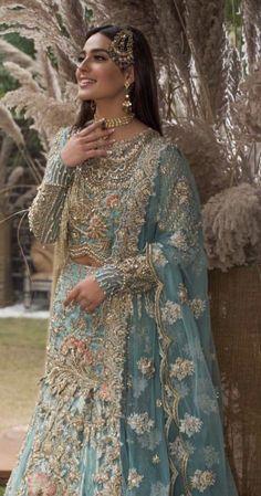 Asian Bridal Dresses, Desi Wedding Dresses, Asian Wedding Dress, Bridal Outfits, Indian Dresses, Shadi Dresses, Pakistani Formal Dresses, Pakistani Wedding Outfits, Indian Bridal Lehenga