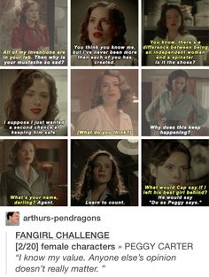 Peggy is my all-time favourite Marvel character, and one of my biggest role models. Might just go and rewatch Agent Carter again. Marvel Dc Comics, Marvel Heroes, Marvel Avengers, Peggy Carter, And Peggy, Marvel Women, Marvel Movies, Queen, Marvel Cinematic Universe