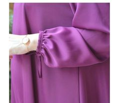 Sleeves Designs For Dresses, Dress Neck Designs, Full Sleeves Design, Kurti Sleeves Design, Blouse Designs, Sleeve Designs, Frock Fashion, Abaya Fashion, Muslim Fashion