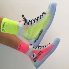 Off White X Converse Chuck Taylor All-Star von Ruth Nagele . , Off White X Converse Chuck Taylor All-Star von Ruth Nagele . Moda Sneakers, Sneakers Mode, Sneakers Fashion, Shoes Sneakers, Yellow Sneakers, Adidas Sneakers, Hypebeast Sneakers, Fashion Shoes, Converse Fashion