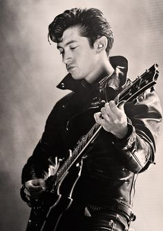Alex Turner From The Arctic Monkey