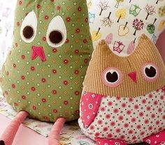 Pottery Barn Kids Pbk Penny and Joy Owl Plush Set New in Packages Woodland | eBay