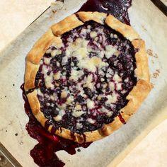 Simple Blueberry Crostata | Tasty Kitchen: A Happy Recipe Community!