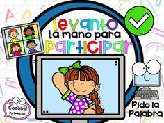 Virtual Class, English Class, Classroom Organization, Back To School, Kindergarten, Homeschool, Teacher, Clip Art, Education