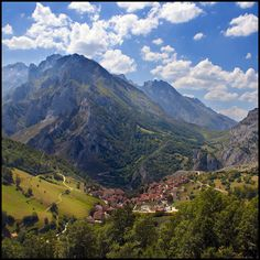 Sotres, Asturias, Spain    My Maternal Grandfather was from Asturias,...but not sure where....yet!  Working on that!