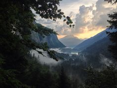 After a storm in the French Alps French Alps, My Photos, France, River, Mountains, Nature, Outdoor, Outdoors, Naturaleza