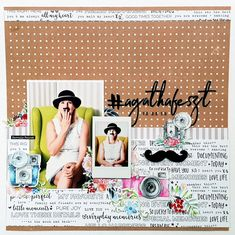 Layout by NőiCsizma Scrapbook Layouts, Scrapbook Pages, Scrapbooking, Making Memories, Love Life, Good Times, In This Moment, Creative, Cards