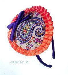 #Diademas #Tocados #Headdress www.facebook.com/atelier51.Plasencia www.atelier51handmade.com