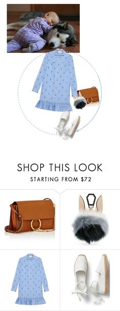 """Some day you will be old enough to start reading fairy tales again."" by sharmarie ❤ liked on Polyvore featuring Chloé, Kendall + Kylie, Gucci and espadrilles"