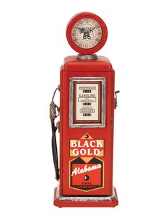 Gas Pump Clock - gift for dad