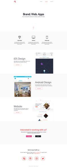 Rp comps Marketing Websites, Ios Design, App, Apps